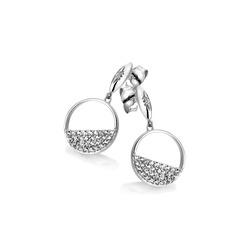 Obrázek č. 1 k produktu: Stříbrné náušnice Hot Diamonds Horizon Topaz DE621