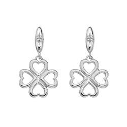 Obrázek č. 1 k produktu: Stříbrné náušnice Hot Diamonds Lucky in Love DE634