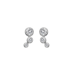 Obrázek č. 1 k produktu: Stříbrné náušnice Hot Diamonds Tender DE640