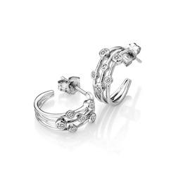 Obrázek č. 3 k produktu: Stříbrné náušnice Hot Diamonds Tender DE641
