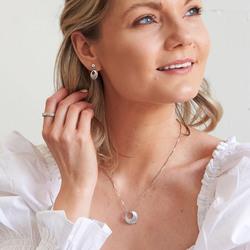 Obrázek č. 1 k produktu: Náušnice Hot Diamonds Quest Filigree DE657