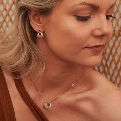Obrázek č. 1 k produktu: Náušnice Hot Diamonds Quest Filigree RG DE658
