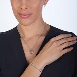 Obrázek è. 4 k produktu: Náramek Hot Diamonds Breeze DL570