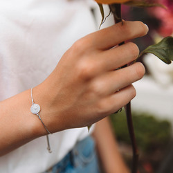 Obrázek č. 9 k produktu: Stříbrný náramek Hot Diamonds Flora DL578