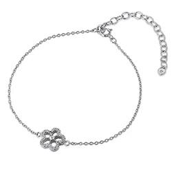 Obrázek è. 2 k produktu: Støíbrný náramek Hot Diamonds Daisy DL579