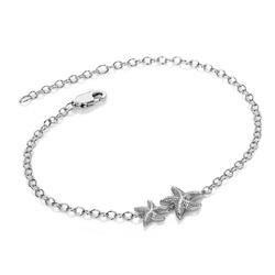 Obrázek è. 2 k produktu: Støíbrný náramek Hot Diamonds Daisy DL587