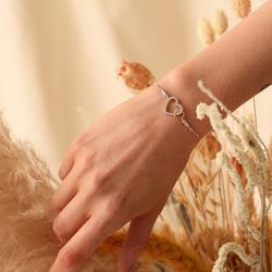 Obrázek č. 9 k produktu: Stříbrný náramek Hot Diamonds Flora RG DL590