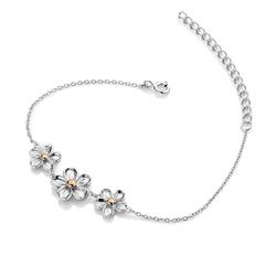 Obrázek č. 1 k produktu: Náramek Hot Diamonds Forget me not RG DL596