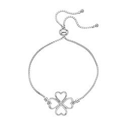 Obrázek č. 1 k produktu: Stříbrný náramek Hot Diamonds Lucky in Love DL603