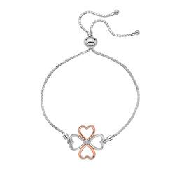 Obrázek č. 3 k produktu: Stříbrný náramek Hot Diamonds Lucky in Love RG DL604