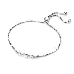 Obrázek č. 1 k produktu: Stříbrný náramek Hot Diamonds Tender DL607
