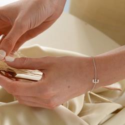 Obrázek č. 1 k produktu: Náramek Hot Diamonds Love Letters E DL616