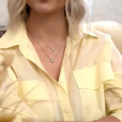 Obrázek č. 13 k produktu: Stříbrný náhrdelník Hot Diamonds Daisy RG DN132