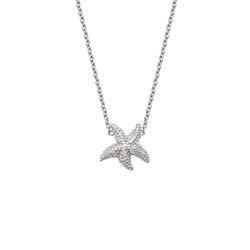 Støíbrný náhrdelník Hot Diamonds Daisy DN134