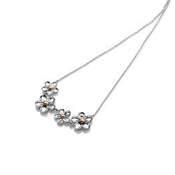 Obrázek è. 4 k produktu: Náhrdelník Hot Diamonds Forget me not RG DN140