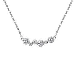 Støíbrný náhrdelník Hot Diamonds Tender DN147