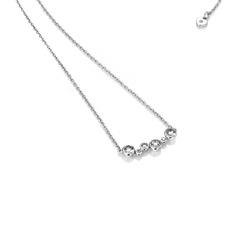 Obrázek č. 1 k produktu: Stříbrný náhrdelník Hot Diamonds Tender DN147