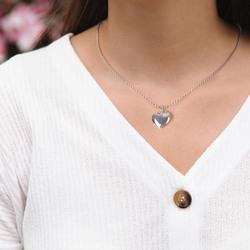 Obrázek č. 11 k produktu: Stříbrný přívěsek Hot Diamonds Memories Heart Locket