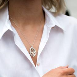 Obrázek č. 5 k produktu: Stříbrný přívěsek Hot Diamonds Chandelier Vintage