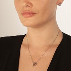 Obrázek è. 6 k produktu: Støíbrný pøívìsek Hot Diamonds Love DP660