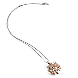 Obrázek č. 1 k produktu: Stříbrný přívěsek Hot Diamonds Jasmine RG DP701