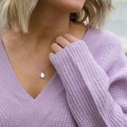 Obrázek č. 4 k produktu: Stříbrný přívěsek Hot Diamonds Iris DP704