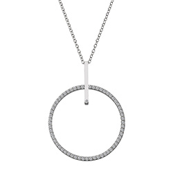 Støíbrný pøívìsek Hot Diamonds Flora 35 DP717