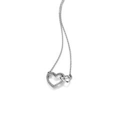 Obrázek č. 1 k produktu: Stříbrný přívěsek Hot Diamonds Flora DP731