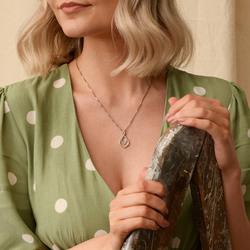 Obrázek č. 11 k produktu: Stříbrný přívěsek Hot Diamonds Lily DP733
