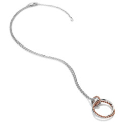 Obrázek è. 4 k produktu: Støíbrný pøívìsek Hot Diamonds Jasmine RG DP736