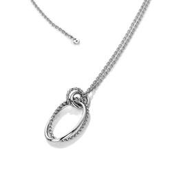 Obrázek è. 2 k produktu: Støíbrný pøívìsek Hot Diamonds Jasmine DP737