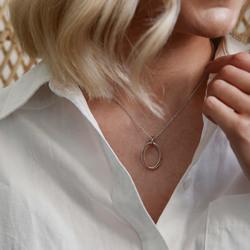 Obrázek č. 11 k produktu: Stříbrný přívěsek Hot Diamonds Jasmine RG DP738
