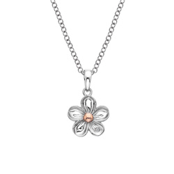 Pøívìsek Hot Diamonds Forget me not RG DP749