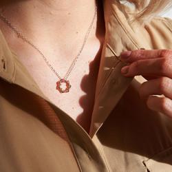 Obrázek č. 5 k produktu: Náhrdelník Hot Diamonds Vine RG DP753