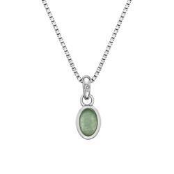 Pøívìsek Hot Diamonds Birthstone Bøezen DP756