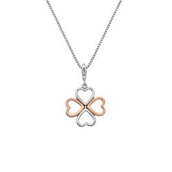 Obrázek č. 3 k produktu: Stříbrný přívěsek Hot Diamonds Lucky in Love RG DP769