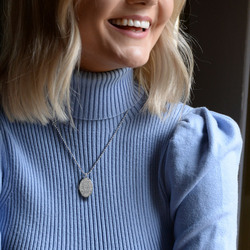 Obrázek č. 5 k produktu: Stříbrný náhrdelník Hot Diamonds Memories Locket DP771