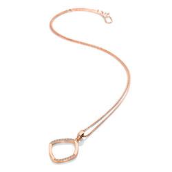 Obrázek č. 1 k produktu: Náhrdelník Hot Diamonds Behold Large RG DP783