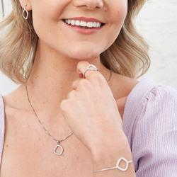 Obrázek č. 1 k produktu: Náhrdelník Hot Diamonds Behold DP829
