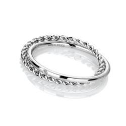 Obrázek è. 2 k produktu: Støíbrný prsten Hot Diamonds Jasmine DR210