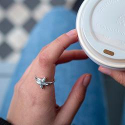 Obrázek č. 11 k produktu: Stříbrný prsten Hot Diamonds Daisy DR213