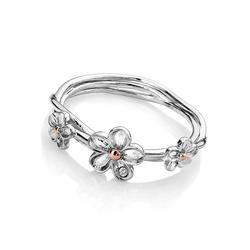 Obrázek č. 2 k produktu: Prsten Hot Diamonds Forget me not RG DR214