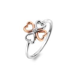 Obrázek č. 3 k produktu: Stříbrný prsten Hot Diamonds Lucky in Love RG DR216