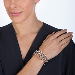 Obrázek è. 4 k produktu: Náramek Hot Diamonds Emozioni Alloro EB065