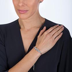 Obrázek è. 4 k produktu: Støíbrné náušnice Hot Diamonds Emozioni Innocence EE028