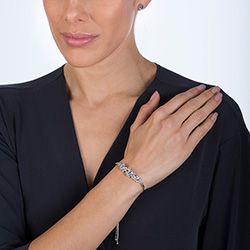 Obrázek è. 4 k produktu: Náramek Hot Diamonds Emozioni Spirito Libero EB066