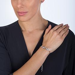 Obrázek è. 4 k produktu: Støíbrné náušnice Hot Diamonds Emozioni Loyalty EE029