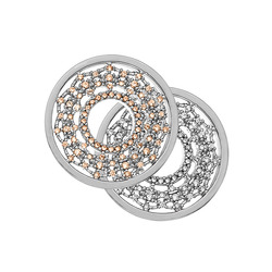 Pøívìsek Hot Diamonds Emozioni Dreamer RG Coin EC474-475