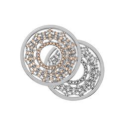 Pøívìsek Hot Diamonds Emozioni Dreamer RG Coin EC474-475