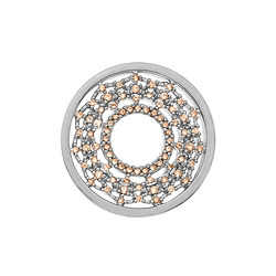 Obrázek è. 8 k produktu:  Pøívìsek Hot Diamonds Emozioni Dreamer RG Coin EC474-475